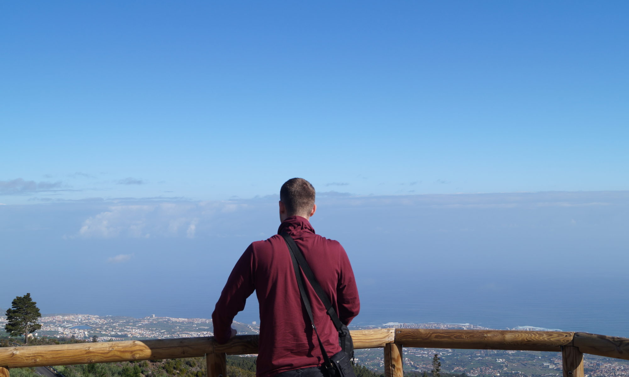 Ausblick auf Puerto de la Cruz